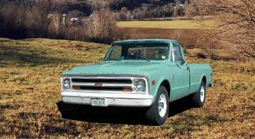68 Chevy Pickup