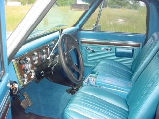 1971 Chevy Truck - 1971 Cheyenne Super